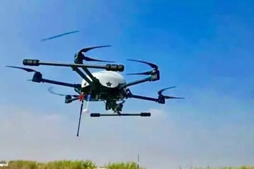 黑飞无人机怎么破?北京神州明达反无人机技术专用来对付