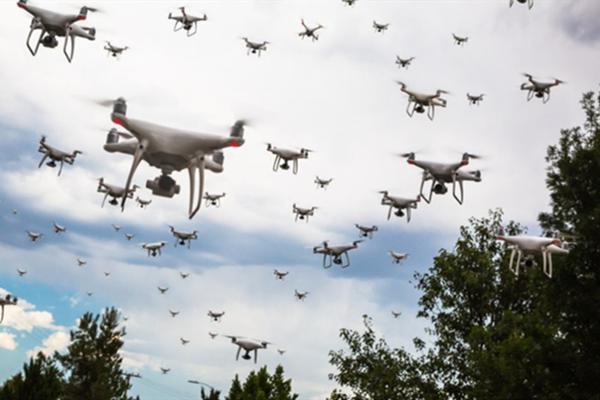 无人机风险日益增加 反制无人机系统成安全卫士