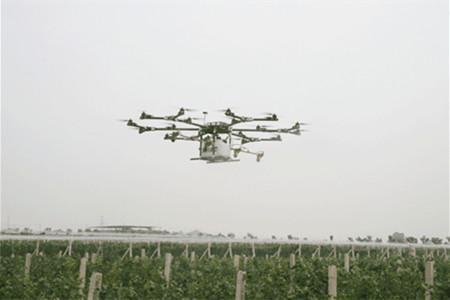 反制无人机系统可以让破坏分子的黑飞无人机失灵