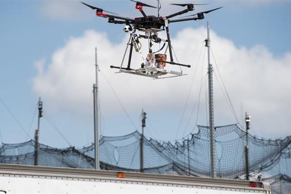 北京神州明达反制无人机系统成功帮助中东小国阻止了航空隐患