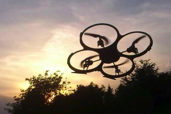 北京神州明达的反制无人机系统专治各种黑飞无人机