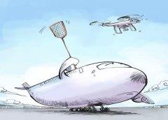 无人机遍布 反无人机慢慢兴起