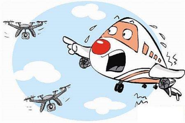 上海机场配备无人机自动侦测防御系统 限飞管理专业化
