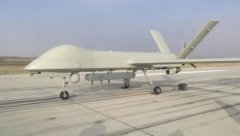 中国准备改进无人机CH-4