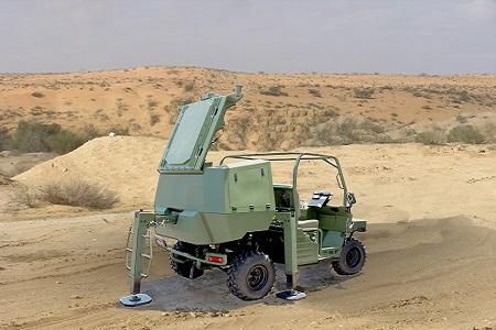 新的无人机探测系统和反制雷达
