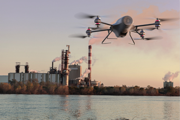 反制无人机系统解决新威胁
