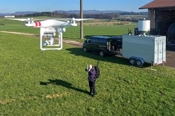 远程反无人机枪可以保护整个社区