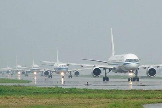 机场反无人机系统