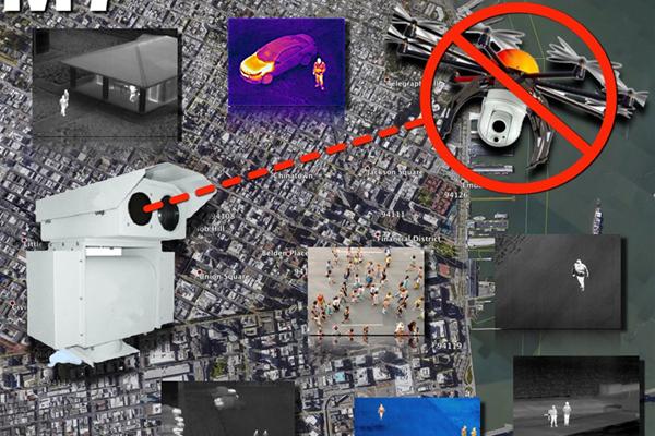 反无人机自动侦测打击系统功能介绍