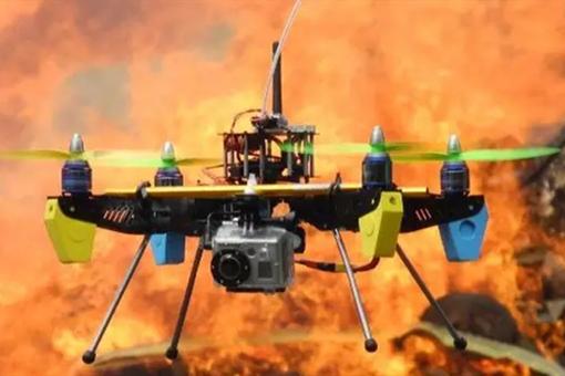 使用无人机干扰器设备来阻止无人机信号