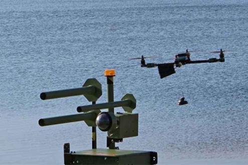 有效的无人机干扰解决方案-无人机干扰枪