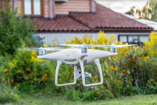 无人机防御系统应对无人机和非法监视