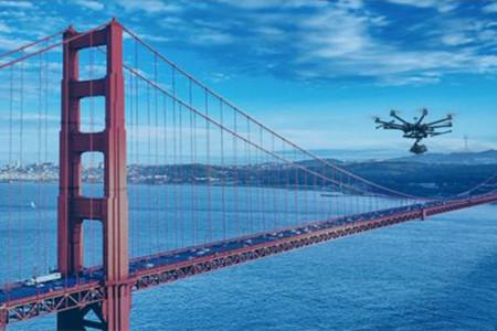 无人机打击枪破坏小型无人机通信的更安全方式