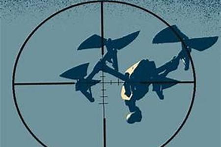 反无人机系统应对监狱来自无人机的威胁