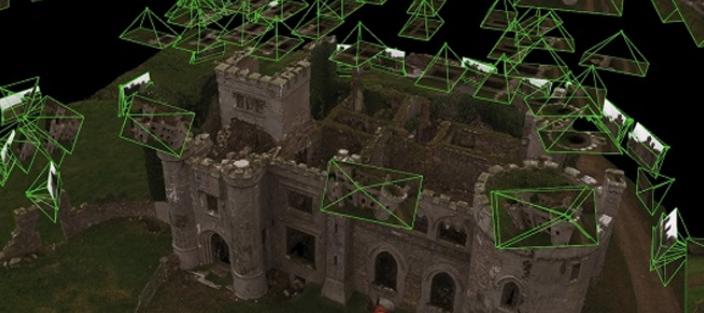 摄影测量无人机
