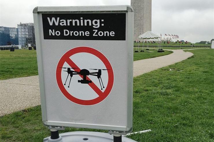 北京神州明达反制无人机系统 让民用黑飞无人机无所遁形